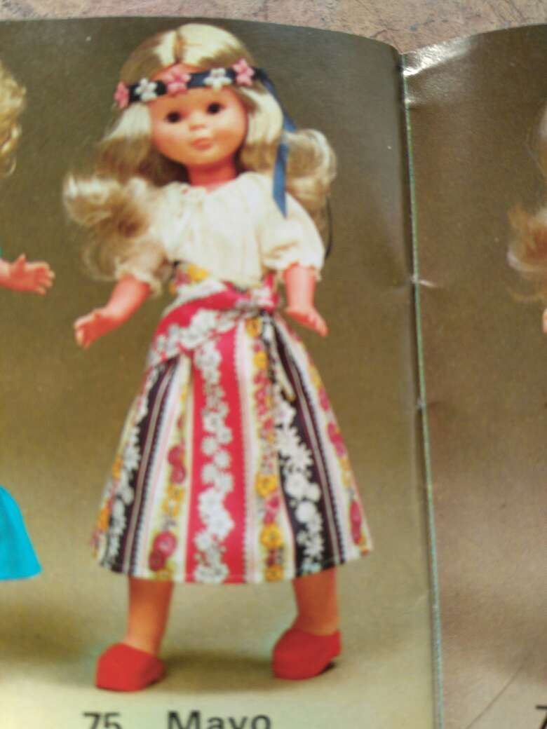Imagen producto Nancy blusa del conjunto