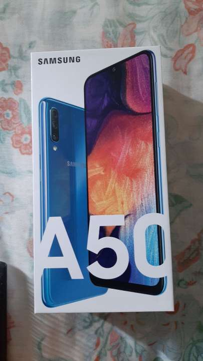 Imagen Celular Samsung A50 128Gb