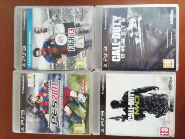 Imagen Pack de juegos de PS3