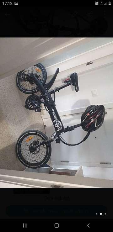 Imagen bicicleta torrot eléctrica