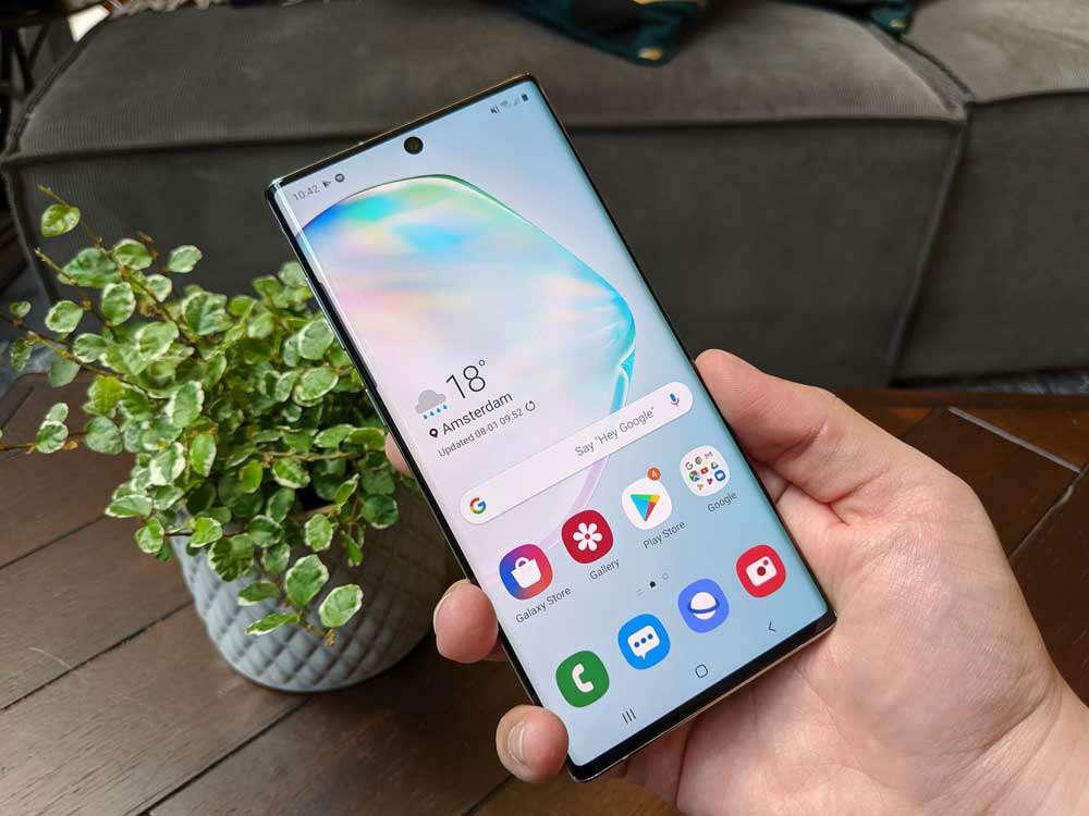 Imagen Samsung Galaxy Note 10