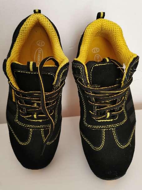 Imagen producto Zapatos de trabajo, mujer, talla 37 1