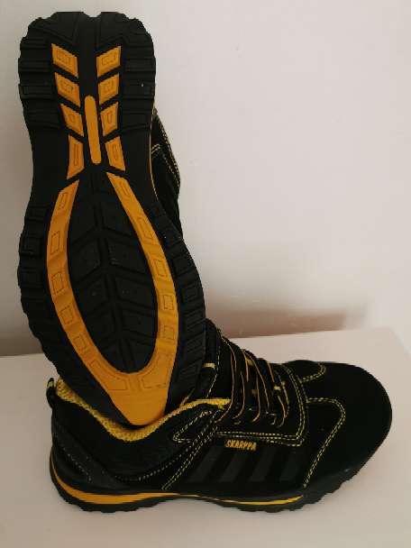 Imagen producto Zapatos de trabajo, mujer, talla 37 3