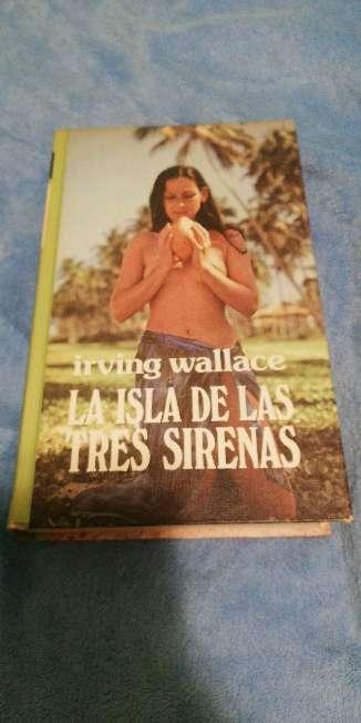 Imagen Libro la isla de las sirenas