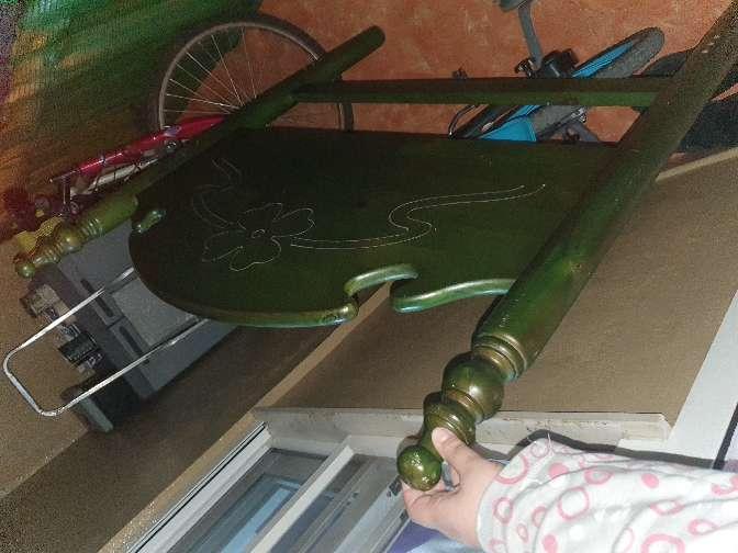 Imagen producto Cabezal madera verde  2