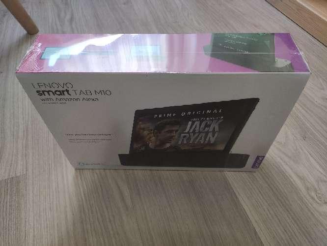 Imagen LenovoSmart Tab M10 3GB+32GB 4G negro