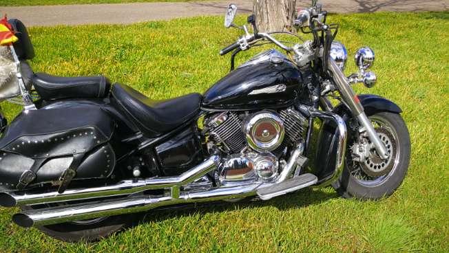 Imagen Yamaha drag star xvs 1100 classic