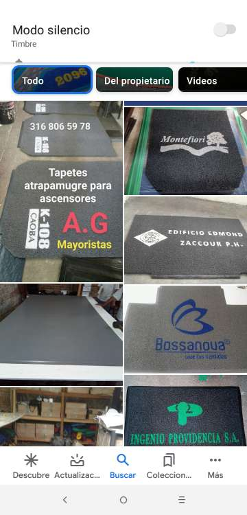 Imagen producto Tapetes personalizados 10
