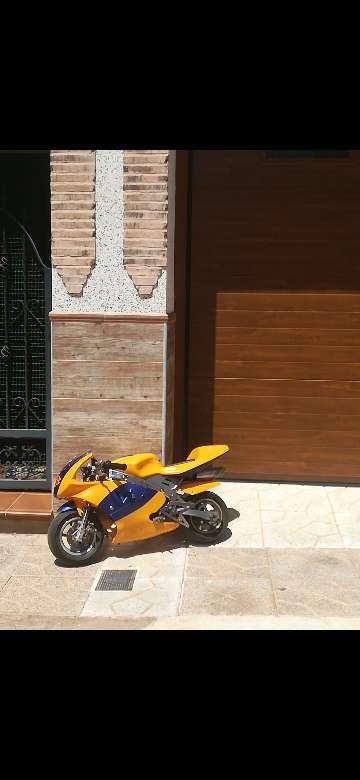 Imagen mini moto 49 cc