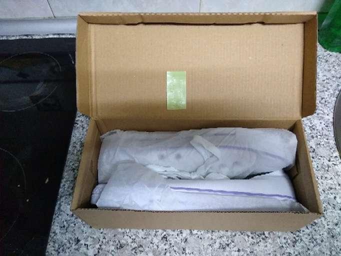 Imagen producto Zapatillas Tenis Blancos nuevos mujer 3