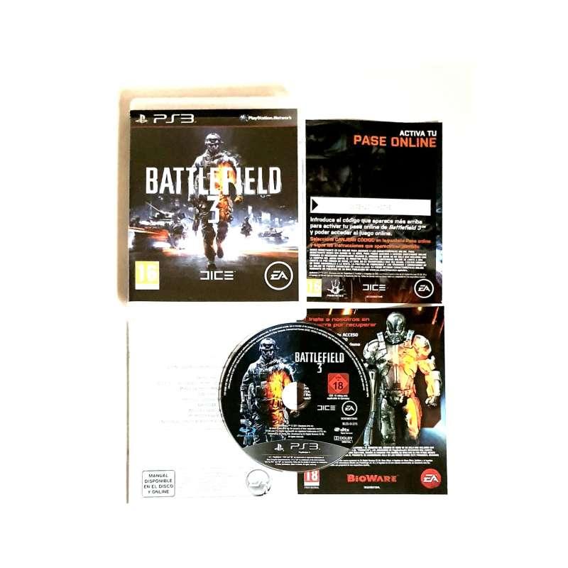 Imagen Battlefield 3 (PS3) Playstation 3 Videojuego