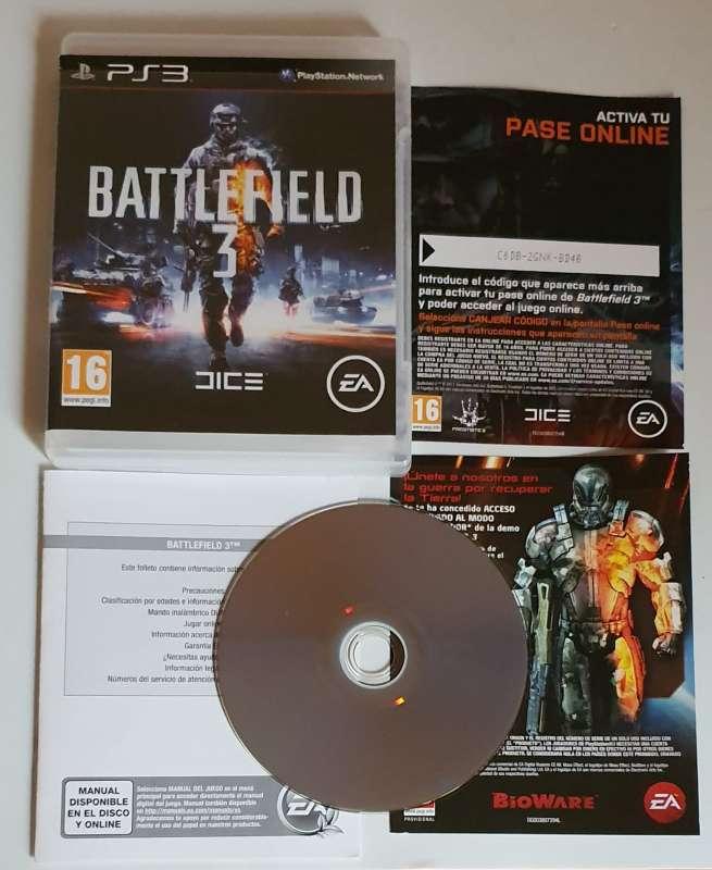 Imagen producto Battlefield 3 (PS3) Playstation 3 Videojuego 2