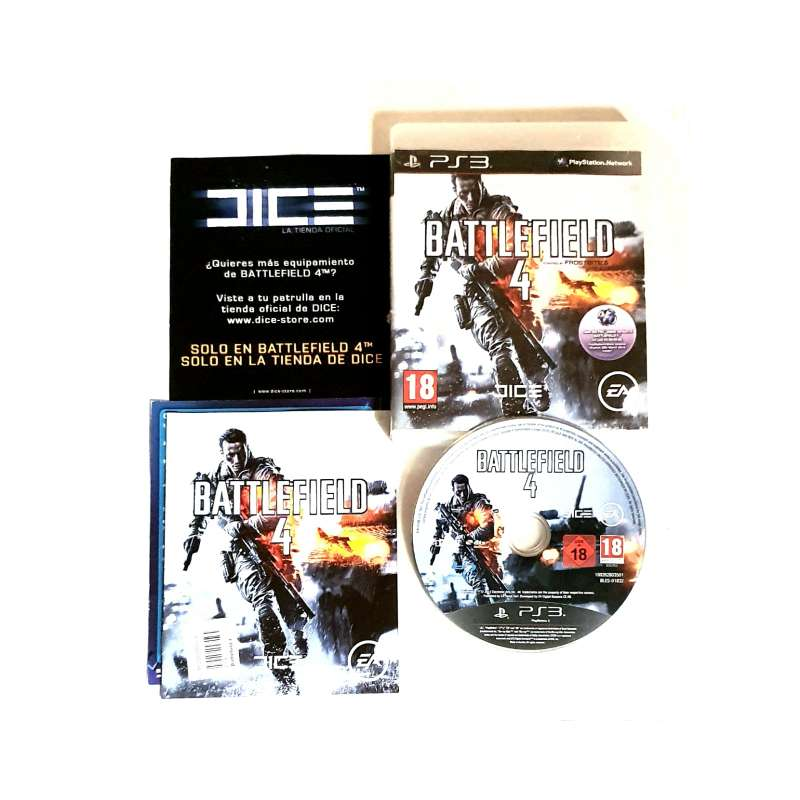 Imagen Battlefield 4 (PS3)