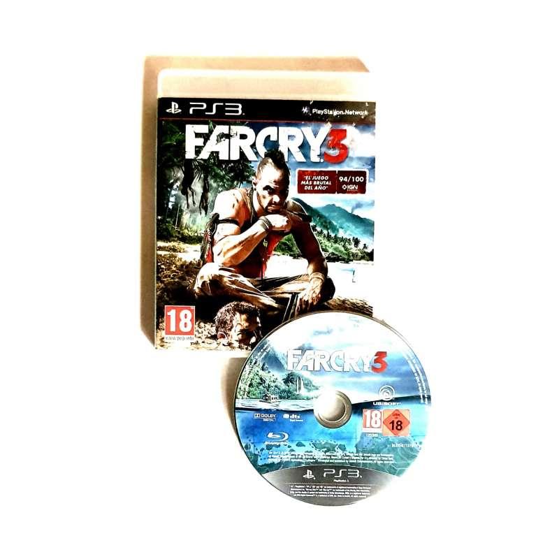 Imagen Far Cry 3, (PS3) Videojuego Para Playstation 3