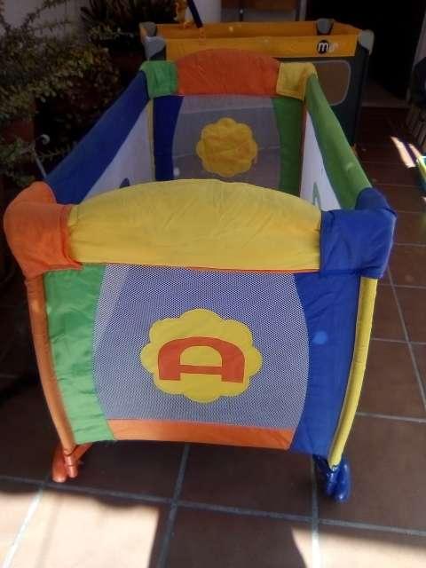 Imagen producto Cuna de viaje infantil  2