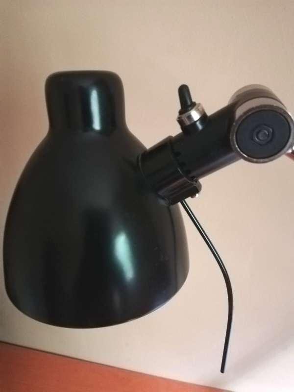 Imagen producto Flexo Grande Negro De Diseño IKEA 2