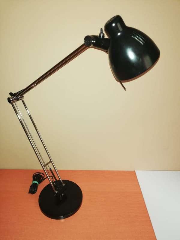 Imagen producto Flexo Grande Negro De Diseño IKEA 3