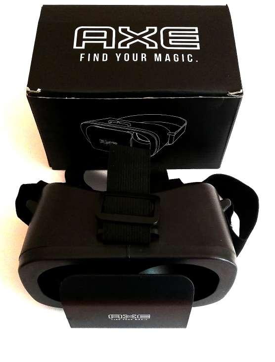 Imagen producto Gafas De Realidad Virtual AXE 2