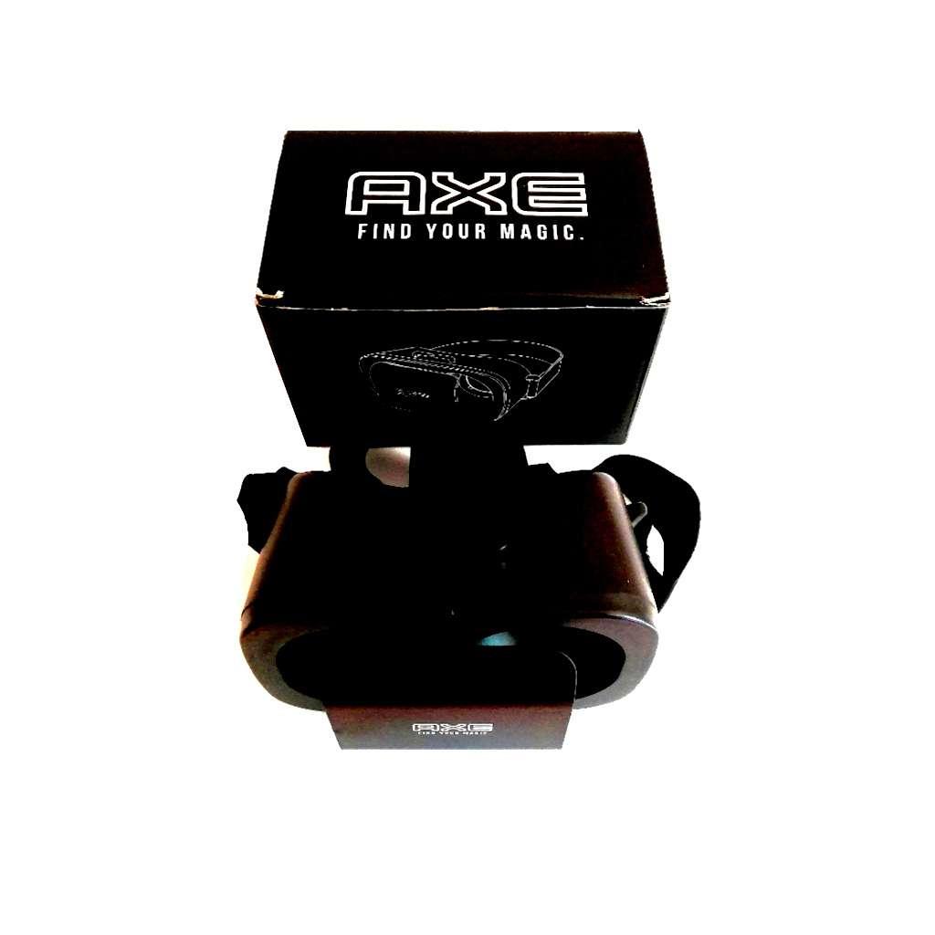 Imagen Gafas De Realidad Virtual AXE