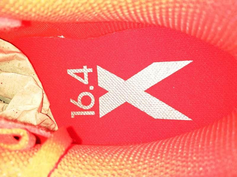 Imagen producto Zapatillas ADIDAS X 16.4 Nuevas Número 42 4