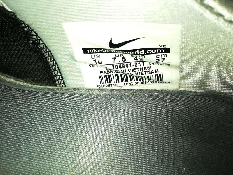Imagen producto Zapatillas NIKE Dual Fusion De Deporte Número 42 3