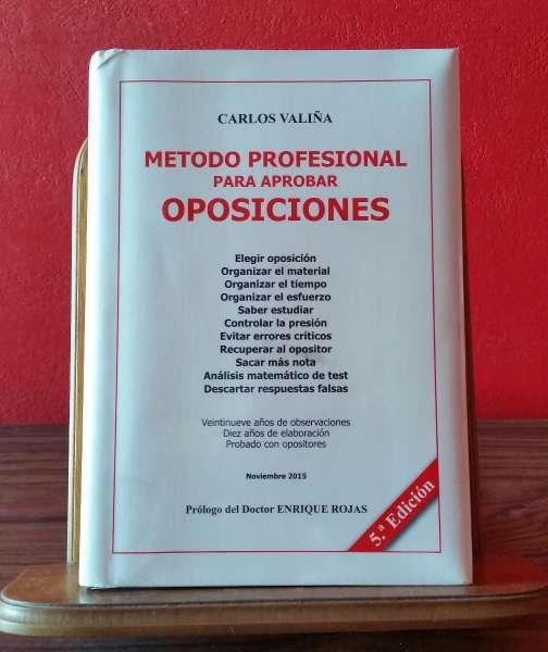 Imagen Libro guía para aprobar oposiciones
