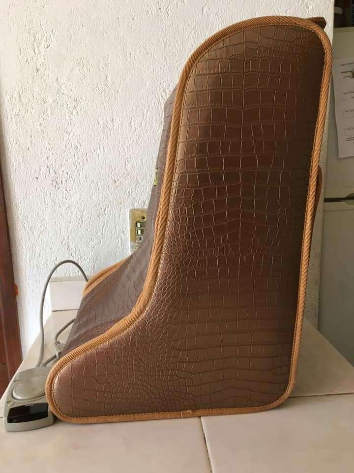 Imagen producto Calentador térmico sangki tipo bota 4
