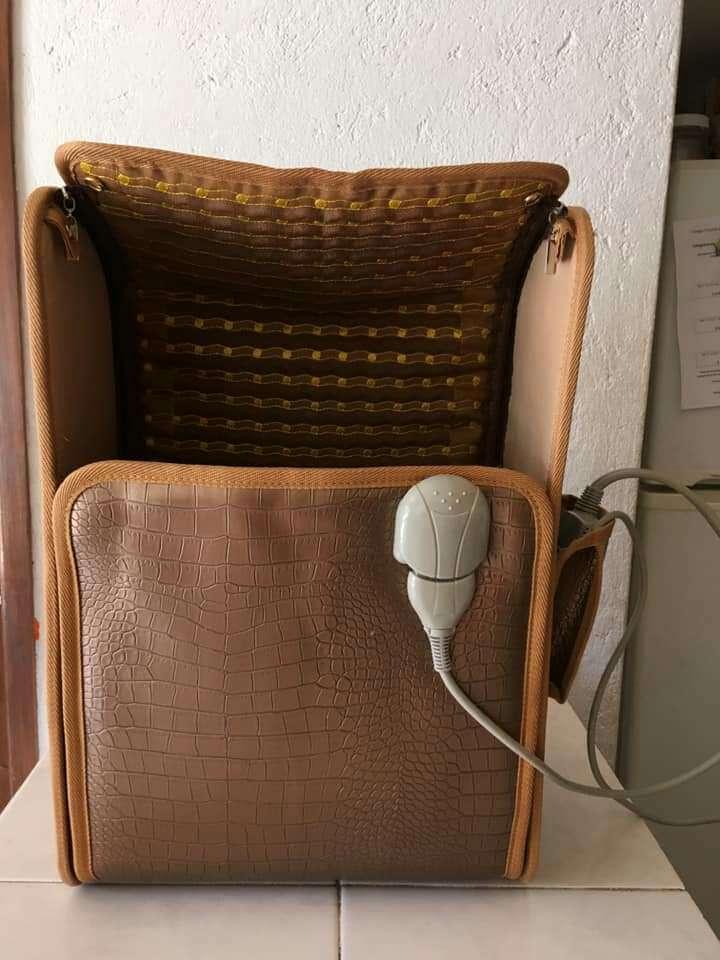 Imagen producto Calentador térmico sangki tipo bota 5