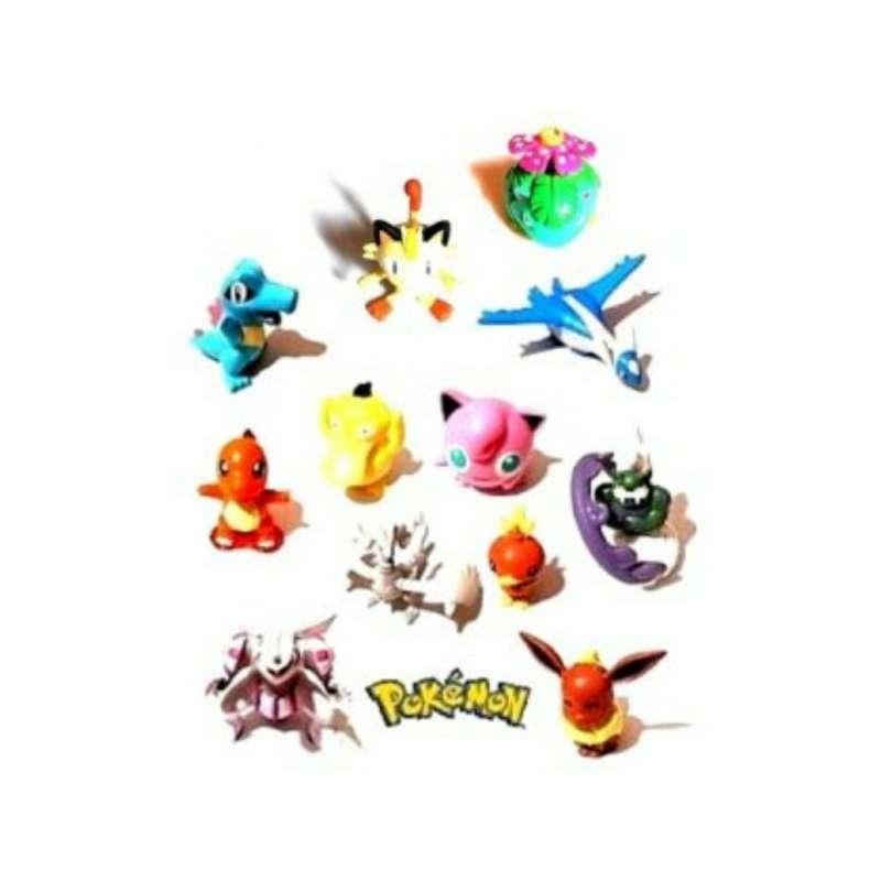 Imagen Figuras Pokémon Grandes
