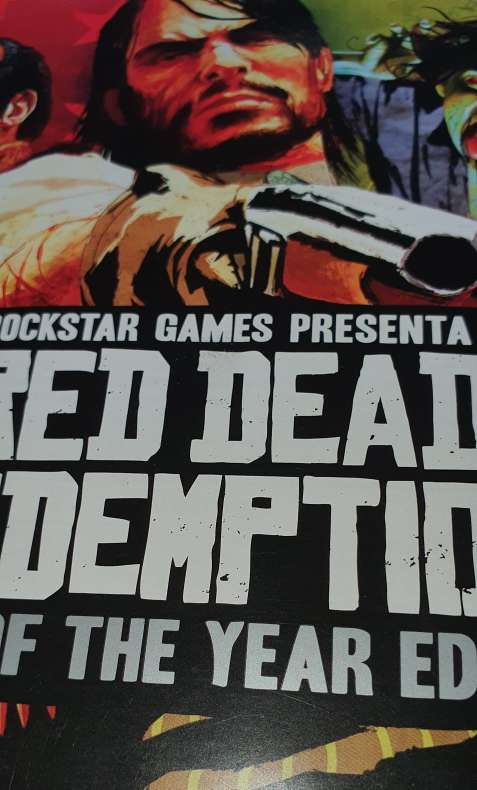 Imagen producto PS3 Red Dead Redemption: Game Of The Year 4