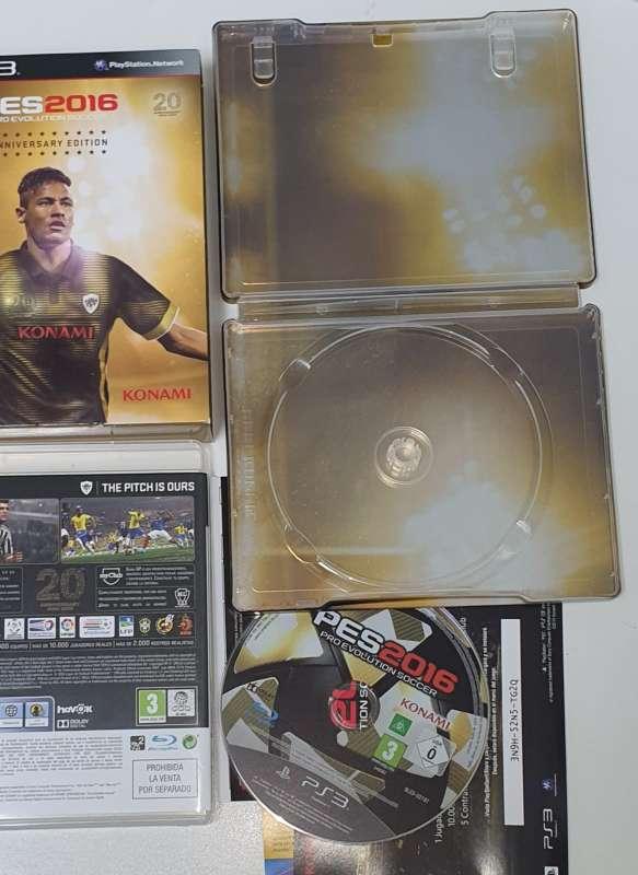 Imagen producto Edición Especial Coleccionista, Pro Evolution 2016 2