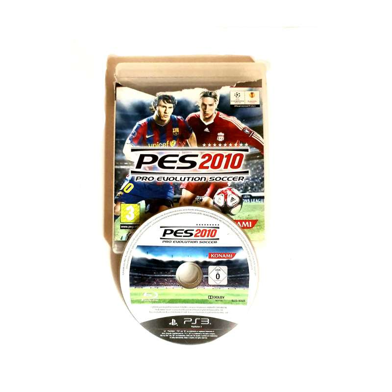 Imagen Pro Evolution Soccer 2010 (PS3) Playstation 3