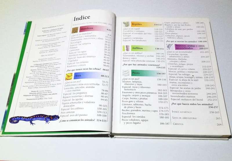 Imagen producto La enciclopedia de los animales. Prof. Philip whit 2