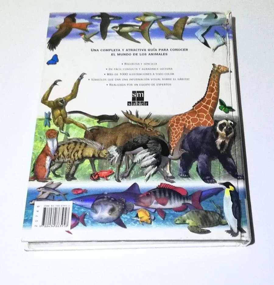 Imagen producto La enciclopedia de los animales. Prof. Philip whit 4