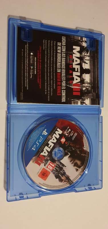 Imagen producto Mafia III Videojuego Para PS4, PlayStation 2