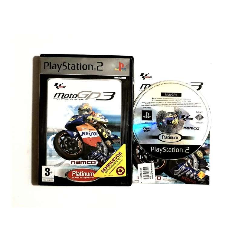 Imagen Moto GP 3 - El Videojuego PS2 [PlayStation 2] PS2