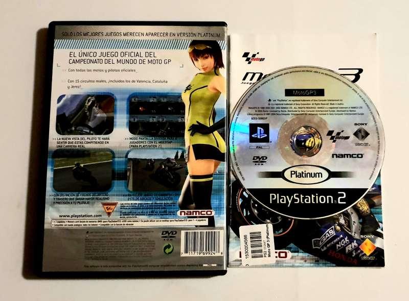 Imagen producto Moto GP 3 - El Videojuego PS2 [PlayStation 2] PS2 2