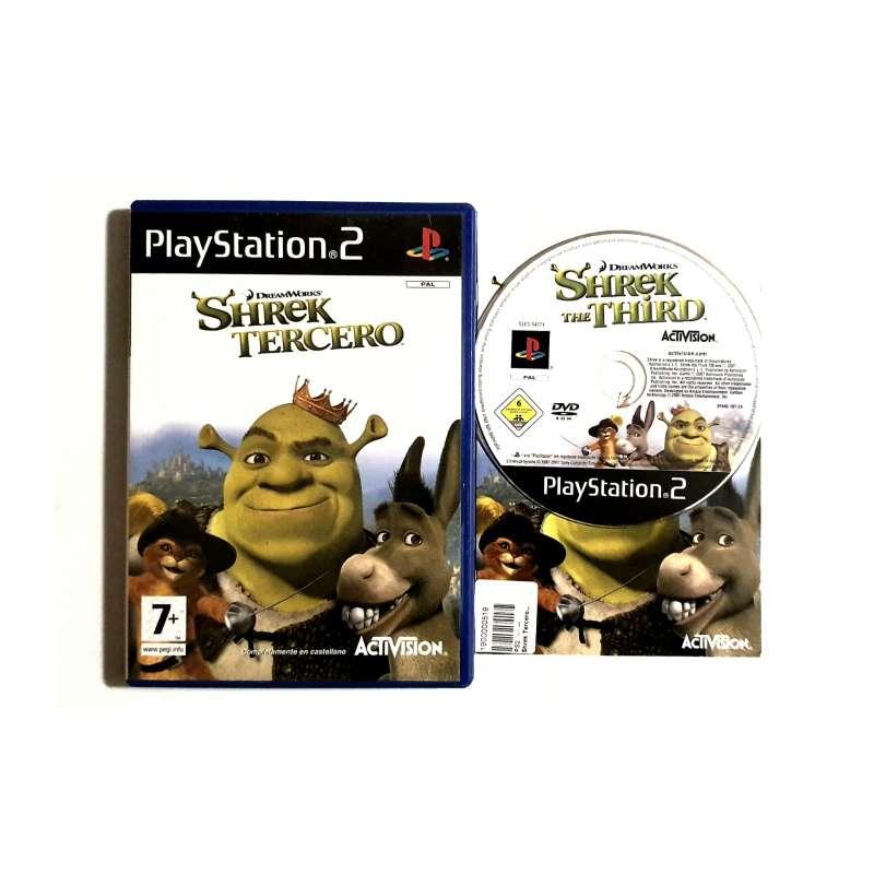 Imagen Shrek 3 -  PS2
