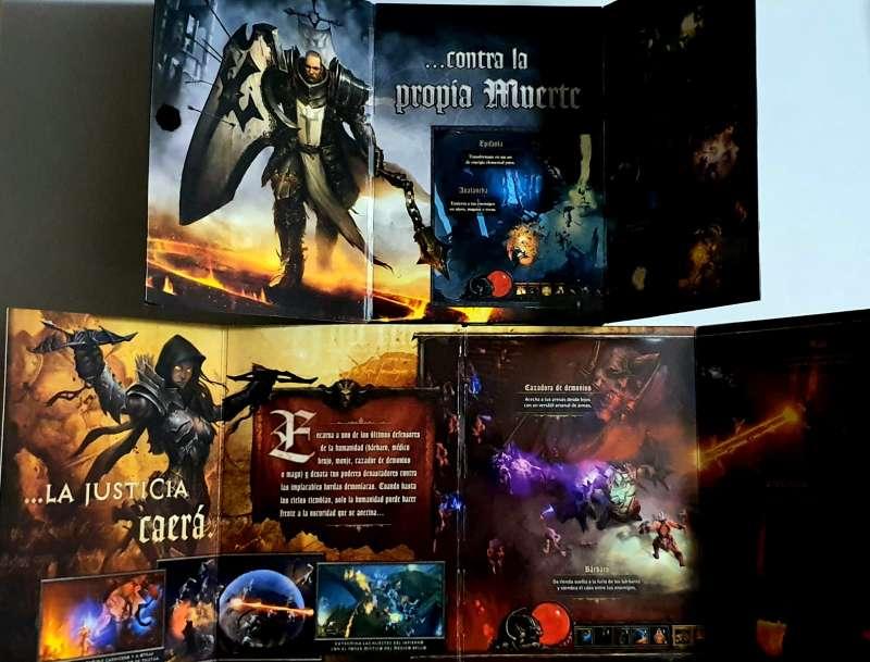 Imagen producto Lote Diablo - El Videojuego, PC  4