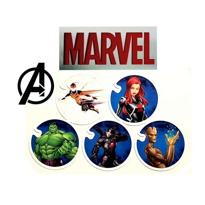 Imagen Tazos Raros, Los Vengadores, Avengers