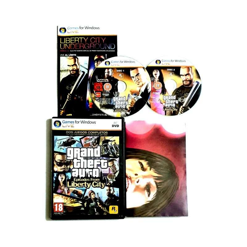 Imagen Grand Theft Auto, El Videojuego, PC [Ordenador]