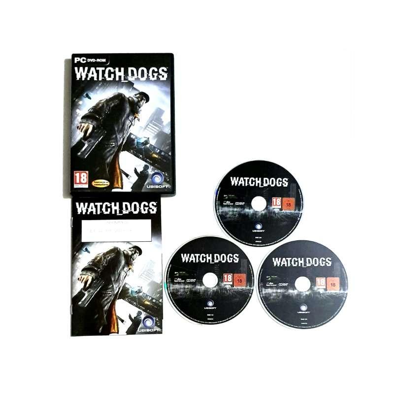 Imagen Watch Dogs, El Videojuego, PC [Ordenador]