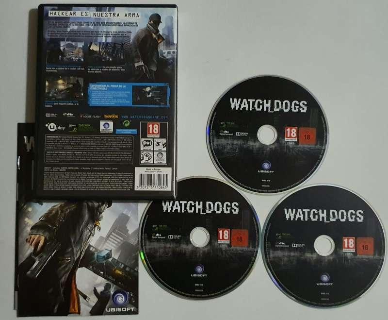 Imagen producto Watch Dogs, El Videojuego, PC [Ordenador] 2