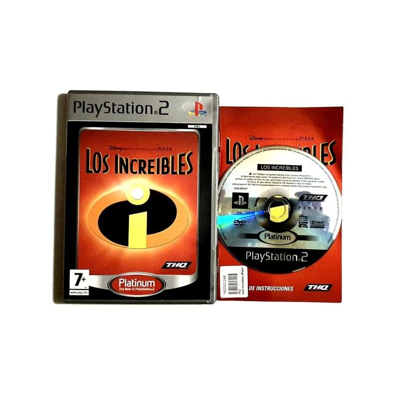 Imagen Los Increíbles - El Videojuego PS2 [PlayStation2]
