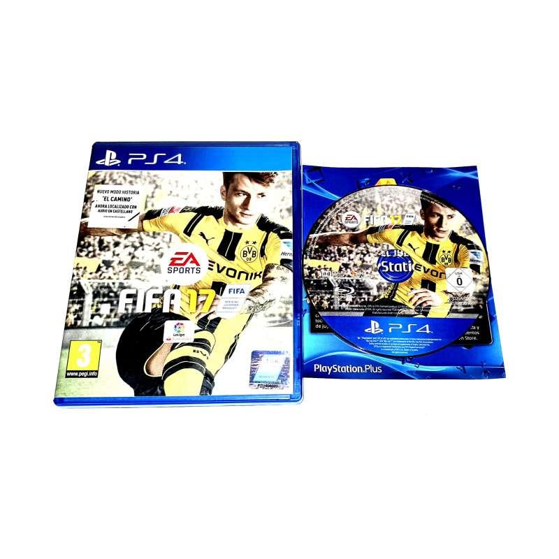 Imagen producto FIFA 2017, Videojuego Para PS4 Playstation 4 1
