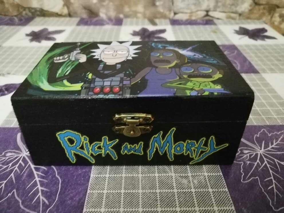 Imagen Rick&Morty Box