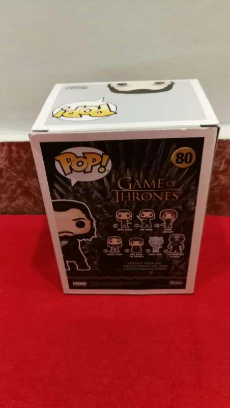 Imagen producto Game of Thrones Jon Snow Funko pop 3