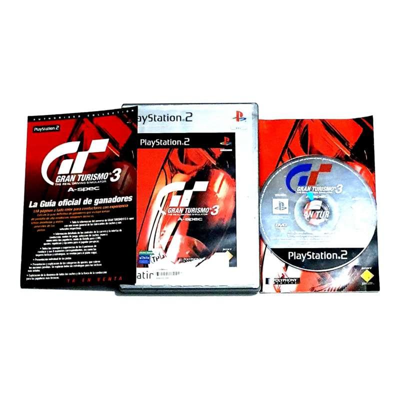 Imagen Videojuego Gran Turismo 3 PS2, Para PlayStation 2