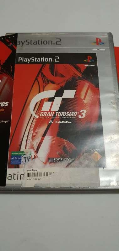 Imagen producto Videojuego Gran Turismo 3 PS2, Para PlayStation 2 4
