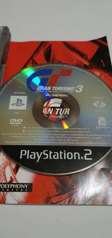 Imagen producto Videojuego Gran Turismo 3 PS2, Para PlayStation 2 3